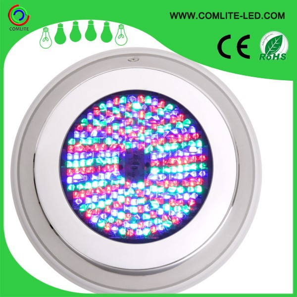 18W 2015 hot sale round underwater LED pond lights IP68 12V
