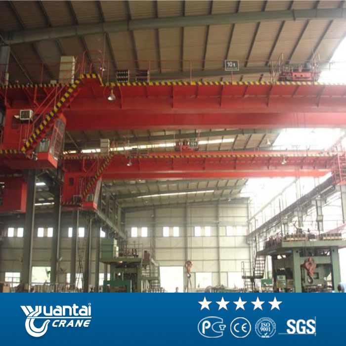 mechanical workshop equipment overhead cranes