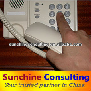 Communicate better with your suppliers in China / Business Communication Services