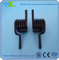 long service life torsion spring hair clip spring