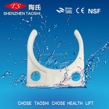 CE Standard small plastic clamp for ro water system