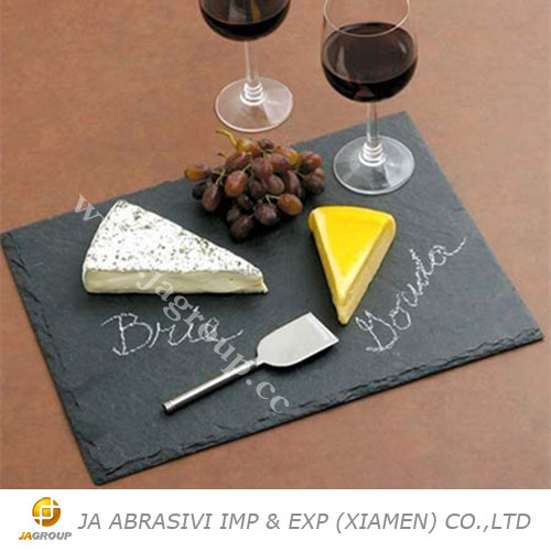 Eco-friendly customized slate cake stand JAG