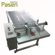 Friction type conveyor feeder / page numbering machine / automatic paging machine