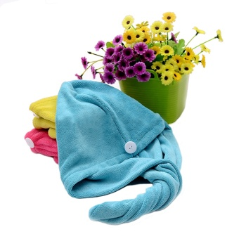 Quick dry microfiber hooded towel for adult with high quality