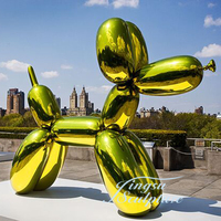 Outdoor use balloon dog for outdoor decoration