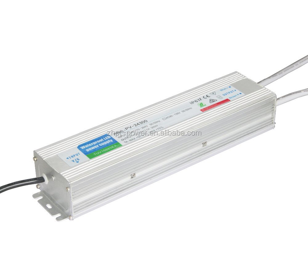 wholesale price for ip67 constant voltage led driver 24v 300w power supply