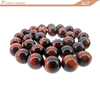 Natural gemstone type hot selling loose precious tiger eye stone price