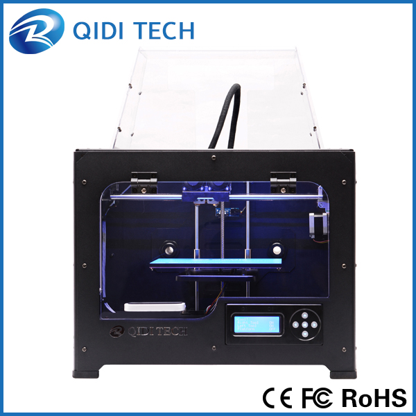 2015 QIDI NEW arrival 3d printer for sale with 225*145*150mm