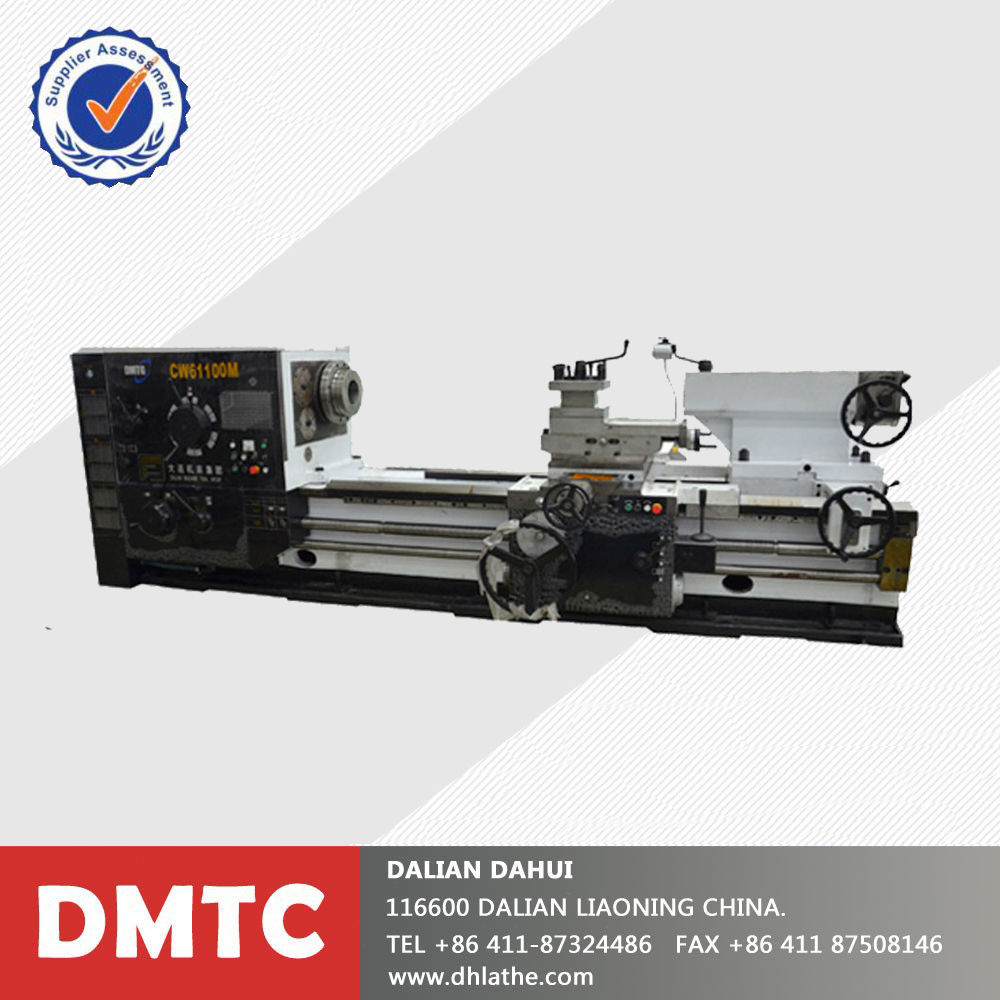 CW61100M High Precision Digital Metal Manual Lathe