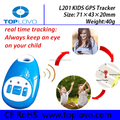 Excellent child gps tracker, great gps tracker for child/old man/personal with real-time tracking TL-201