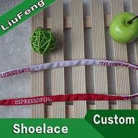 Popular Round Elastic Shoelaces With Custom Color