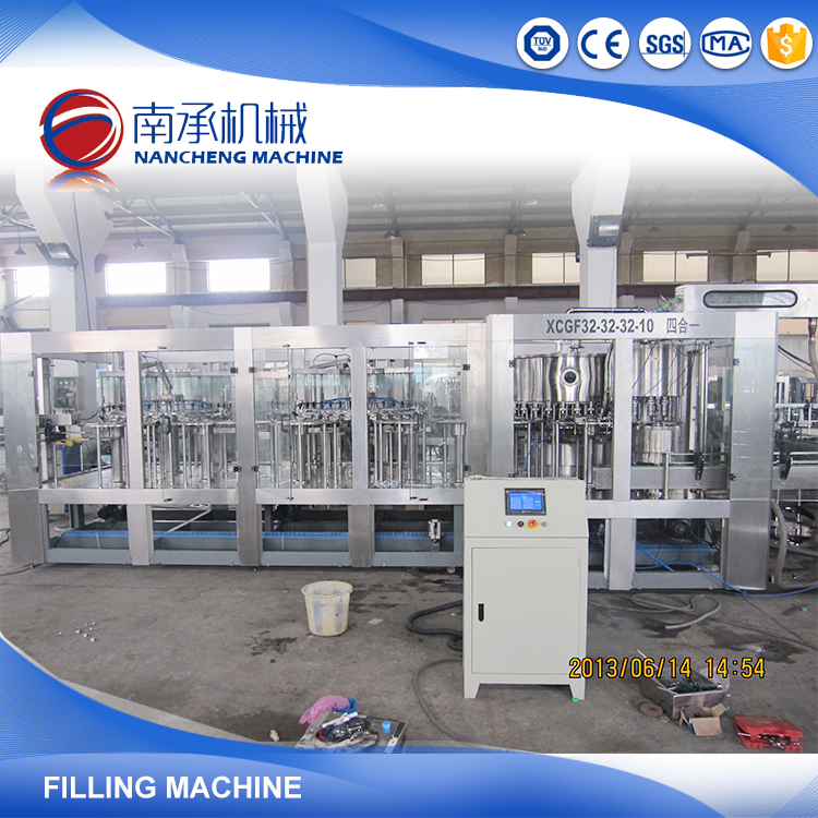 Nancheng Brand Mineral Water Bottling Plant Machines