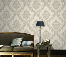 modern house design PVC heavy deep embossed wedding room decoration wallpaper