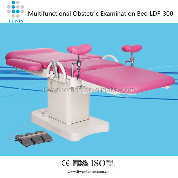 Electric obstetric table& gynecological examination bed CreLife3000
