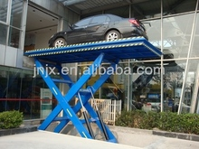 CE stationary electric car auto scissor lift 3000