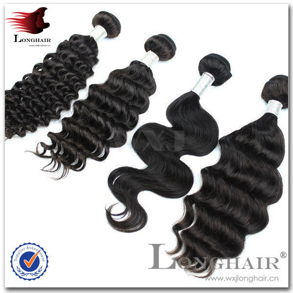 China New Innovative Product Wave South American Hair Extensions