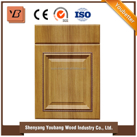 2016 hot sale high quality prefossional kitchen cabinet door plastic panels and decorative panels made in china