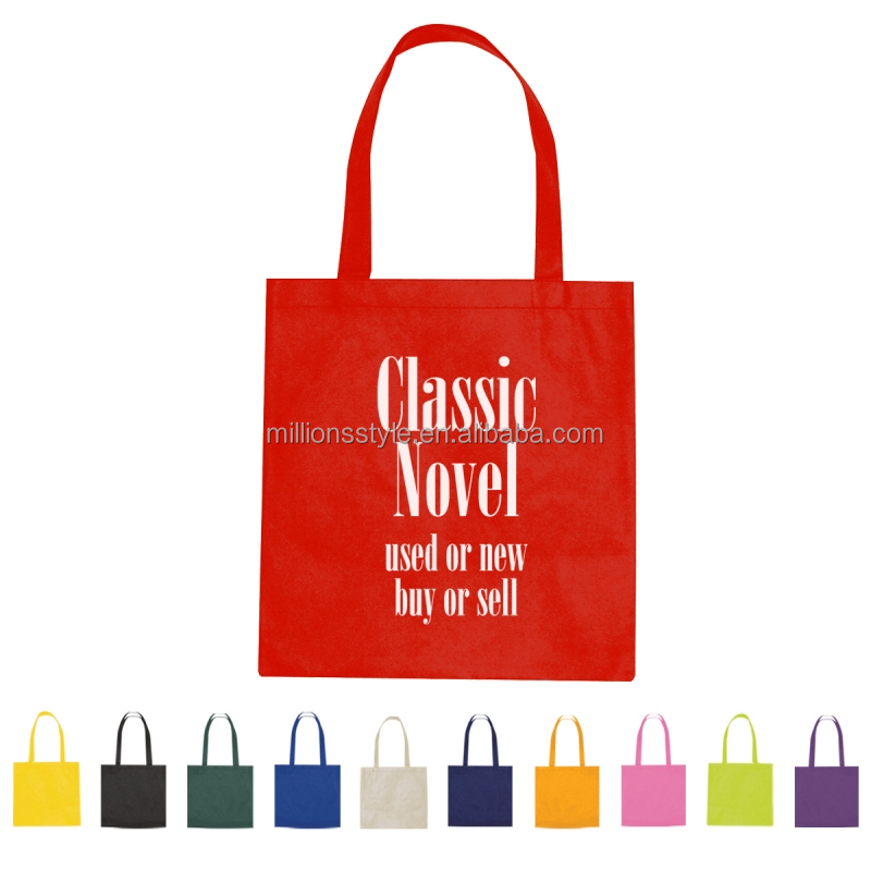 Promotional Non Woven Shopping Bags Manufacturer,Cheap Custom Recycle Foldable PP Non