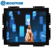 KIOSK Machine Open Frame LCD Monitor 15 Inch Touch Screen Monitor