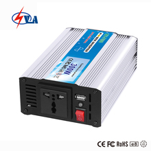 300W pure sine wave 12 volt dc to 220 volt ac power inverter