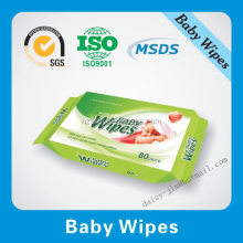 Aloe BABY WIPES OEM welcomed