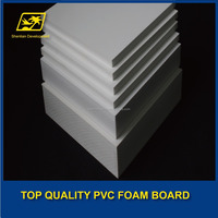 3mm thickness Advertising plastic material PVC Foam Sheet