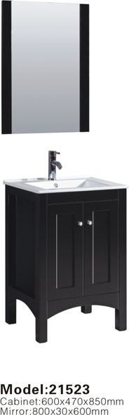 DOMO wash basin with cabinet