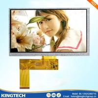 "7"" tft lcd touch screen module"