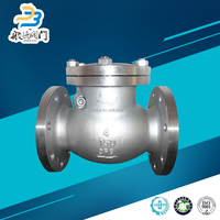 WCB Wafer Type Single Disc Swing Check Valve