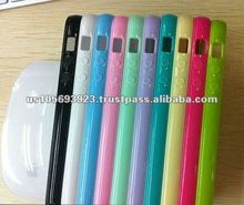 2 in 1 Mobile phone Hard PC TPU case For Iphone5 IMPRUE