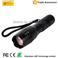 Rechargeable 18650 Tactical Flashlight Waterproof Led