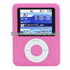 Cheap New MP3 MP4 Player with LCD Screen FM Radio Games & Movie Player 8GB - PINK (MP401)