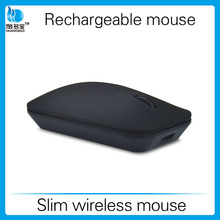 charging designed wireless usb mini mouse with 1200dpi for laptop pc