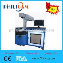 YAG 50W laser marking machine for metal, jewlery etc/laser stainless steel engraving machine