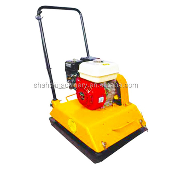 power plate compactor with cheapest price/Gasoline mini vibrating plate compactor spare parts