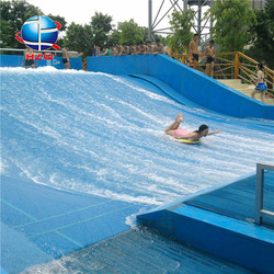 Wholesale surf wax small amusement park equipment+surf water pump