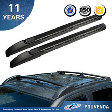 High Quality Roof Rail For Toyota TACOMA roof rack + Cross bar Pick up Auto Accessories From Pouvenda