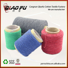 open end blended cotton yarn for knitting style blended cotton yarn for knitting high strength