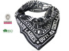 BSCI audit manufacturer custom dye bandana cotton bandana