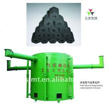 Hot selling activated carbon carbonization stove with ISO