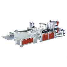 Full automatic plastic bag making machine price