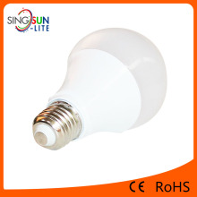 led light bulb 3w 5w 7w 9w 12w view angle 120D warm white led bulb, 7w led grow light bulb e27 110V