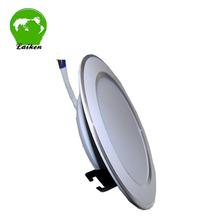 2015 New design IC Driver 3W 5W 7W 9W 12W Dimmable PF>0.98 led downlights