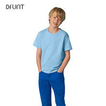 2018 Summer Kid Dry Fit T Shirt Design comfortable Soft Blank T Shirts