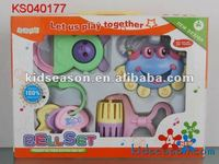 BABY RATTLE TOY BABY BELL TOY GIFT BOXES KS040177