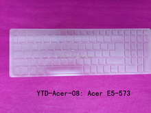 New products TPU Laptop Keyboard Cover Skins for Acer