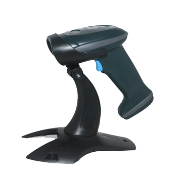 Cheap price wholesale 1D Barcode Reader Laser Scanner with stand/jar