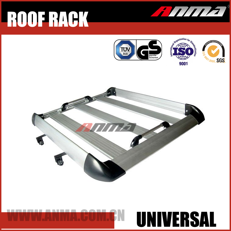 Universal 4x4 Cargo jeep car removable aluminum roof rack