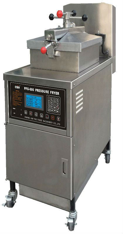 Potato chips making machine/chips pressure fryer/boast machine