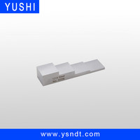 YUSHI ultrasonic calibration block wedge block shims and wedges for ndt instruments